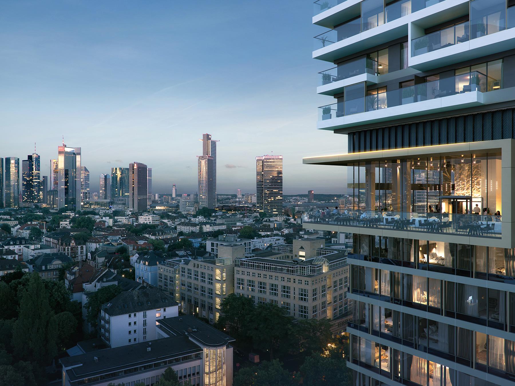 One Forty West Frankfurt